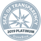 Guidestar Seal of Transparency for Kwek Society