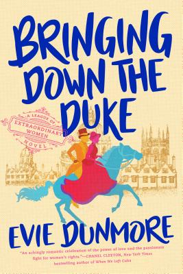 holiday-gift-guide-2019-one-more-page-arlington-bookstore-Bringing-down-the-duke-evie-dunmore